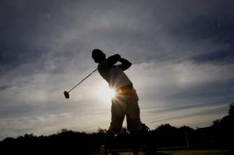 Golf is experiencing a resurgence during the pandemic.