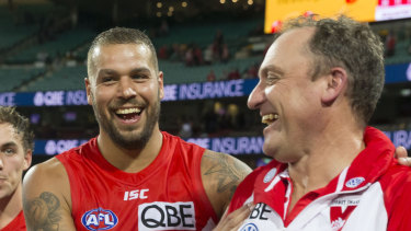 John Longmire's manager has confirmed North Melbourne has made an official approach to the Sydney coach.
