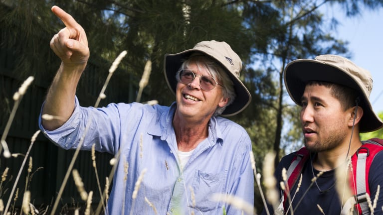 The two-day hike will go through the Namadgi National Park.