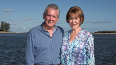 Mr McArdle paid tribute to his wife, Judy, for her support throughout his political career.