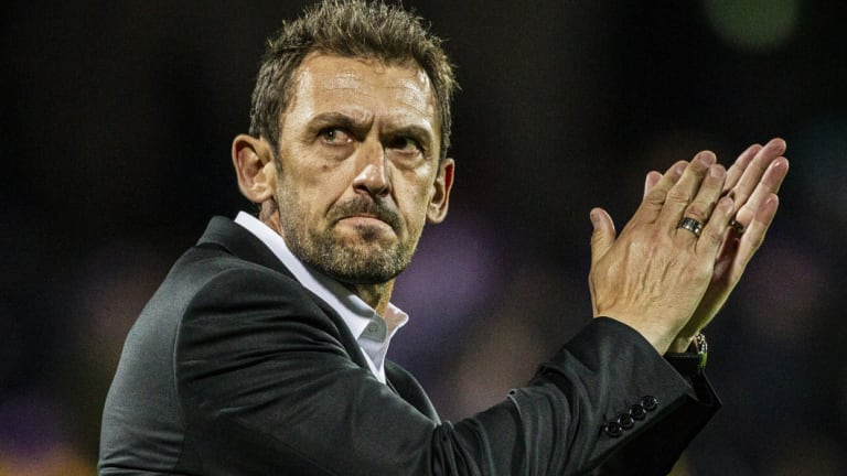 Perth Glory manager Tony Popovic has a few aces up his sleeve.