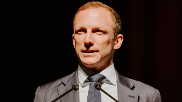 Broncos legend and event ambassador Darren Lockyer said educating the public about good design was a major component of Open House.