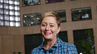 ACSI chief executive Louise Davidson says physical AGMs are important for institutional investors too.