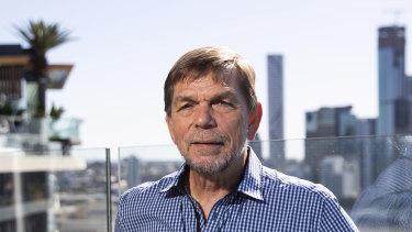 Flight Centre CEO Graham Turner.