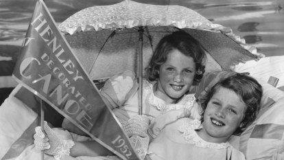 From the Archives, 1921: Melbourne's Henley-on-Yarra River Festival
