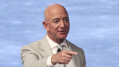 Bezos sells $3.2 billion of Amazon shares and signals more coming