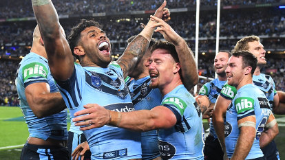 Plan to play Origin after NRL grand final gets thumbs-up from states