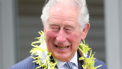 Locals 'thrilled to bits' as Charles and Camilla begin NZ visit