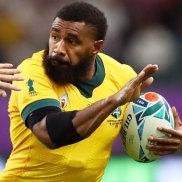 Koroibete awarded Australian rugby's highest individual honour