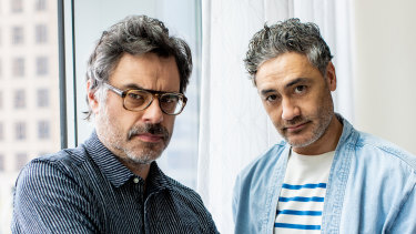 Clement and Taika Waititi have spun off two TV series from their 2014 movie What We Do in the Shadows.