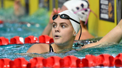 Mystery over young Aussie star's sudden world swim titles exit