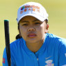 Young blood on show at Women's Australian Open