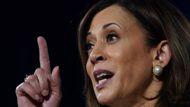 Not convinced about a Trump vaccine announcement: Democratic vice-presidential candidate Senator Kamala Harris.