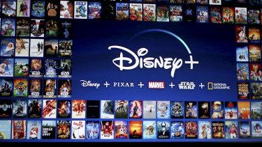 Disney Plus has been a roaring success for Disney.