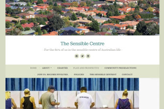 The Sensible Centre's home webpage.