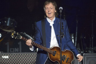 McCartney's bottomless gift for melody remains a shining bulwark against the tide of modern pop.