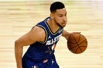Ben Simmons will miss games through injury, according to an ESPN report.