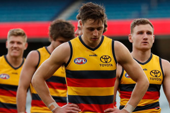 Jake Kelly is poised to join Essendon.