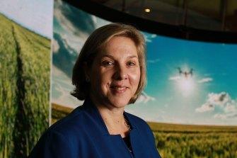 Tesla's Australian chairwoman Robyn Denholm.