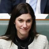Liberal MP Nicolle Flint.