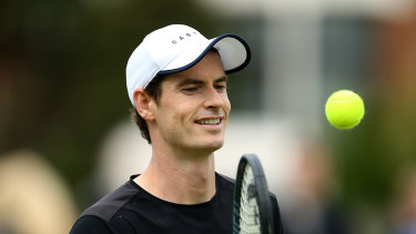 Andy Murray will play the Challenger event in Mallorca.