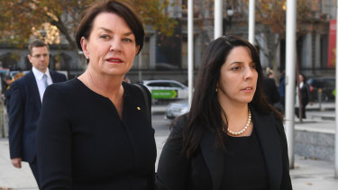 ABA chief executive Anna Bligh says consumers have the right to be protected whatever their institution.