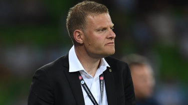 Schedule win: Wanderers have an advantage in finals race due to kick-off times, says Gombau.