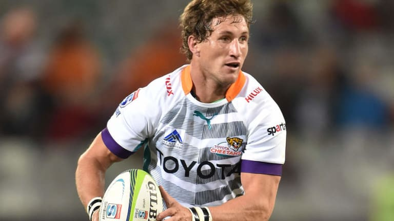 Early retirement: Johan Goosen.