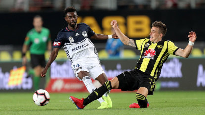 Victory draw 1-1 in Wellington thriller