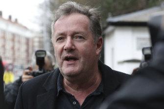 Piers Morgan's new show will air on Sky News Australia.