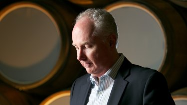 The earlier-than-expected retirement of Treasury Wine CEO Michael Clarke was announced before the coronavirus downgrade.