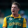 South Africa's record wicket-taker calls it a day