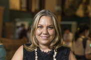 Laura McBride, Director, First Nations at the Australian Museum.