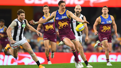 Lions look to lock in Magpies clash as floating fixture looms