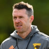 The Hawthorn coach Collingwood should look at to replace Buckley