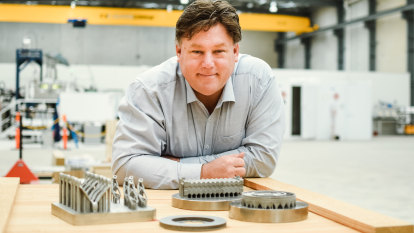The steel deal: The Aussie startup with the fastest 3D metal printer in the world
