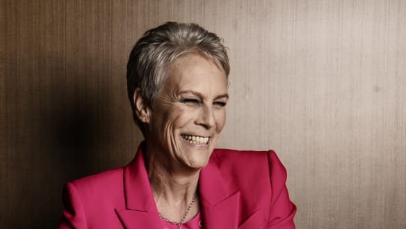 Jamie Lee Curtis on why the new Halloween is striking a #MeToo chord