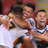 Broncos coach Seibold on front foot after last-gasp loss to Tigers