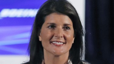 Nikki Haley's new book has been supported by Donald Trump.