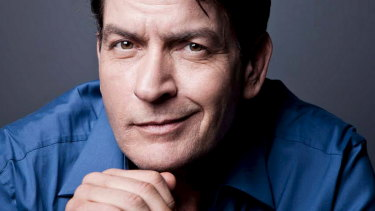 """Charlie Sheen claims he needs to reduce his child support payments because Hollywood has """"blacklisted"""" him."""