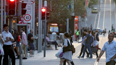 Police will build a new station in Bourke Street.