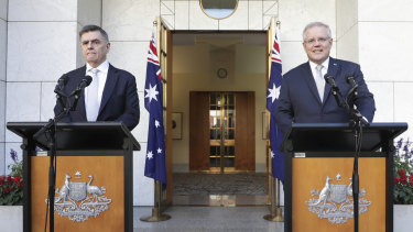 Scott Morrison and Brendan Murphy's press conference last week was seen as a turning point in crisis communication.