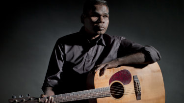 In less than a decade, Geoffrey Gurrumul Yunupingu became Australia's biggest-selling Indigenous musician