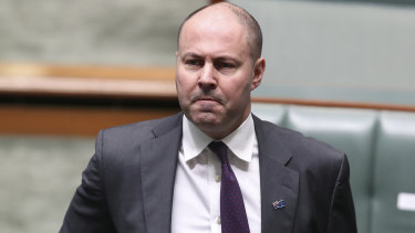 The risk with Treasurer Josh Frydenberg's politically correct stimulus is that too much of it will be saved.