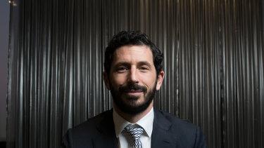 Seven Group Holdings boss Ryan Stokes.
