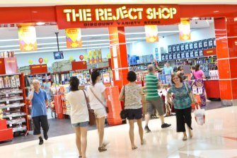 The Reject Shop has posted a 0.3 per cent increase in comparable sales for the first quarter of 2020.