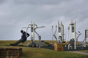 Local playgrounds and public gym equipment reopen across Sydney.