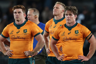 Hosting a first World Cup in almost a quarter of a century is a cornerstone of Rugby Australia's strategy to reinvigorate the game domestically.
