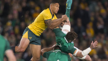 Folau was due to face a judicial committee on Wednesday afternoon.