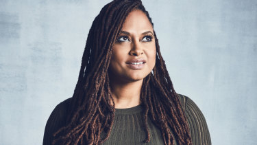 "Ava DuVernay: I would remind myself, '""this is about those boys""."